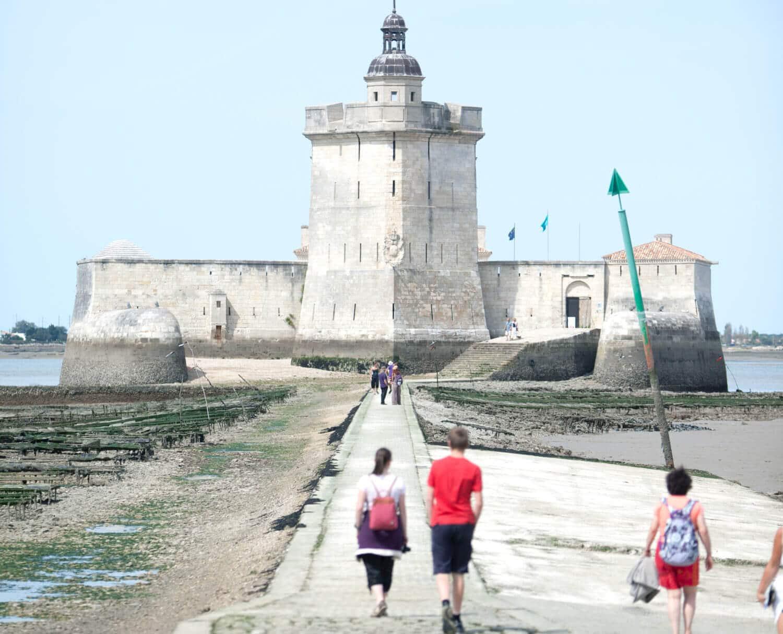Marche Vers Fort Louvois