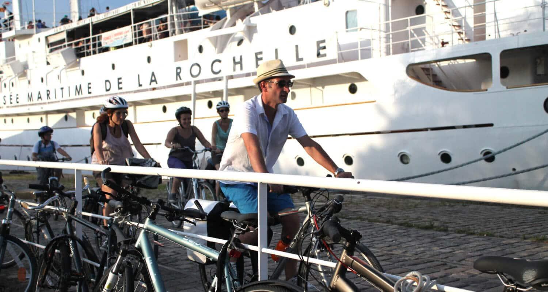 balade vélo 2 jours à La Rochelle