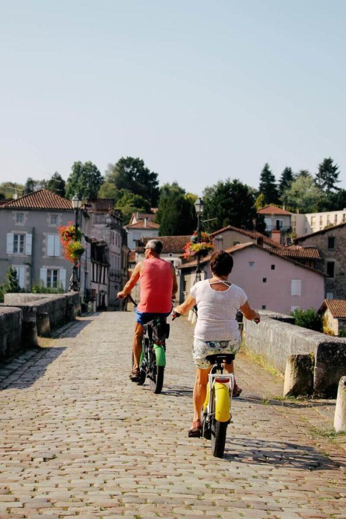 Vélo Confolens