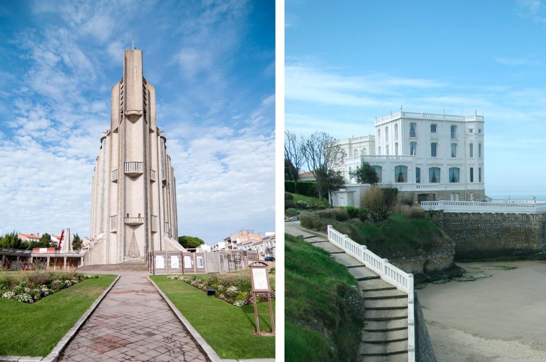 église Notre-Dame de Royan et temple protestant