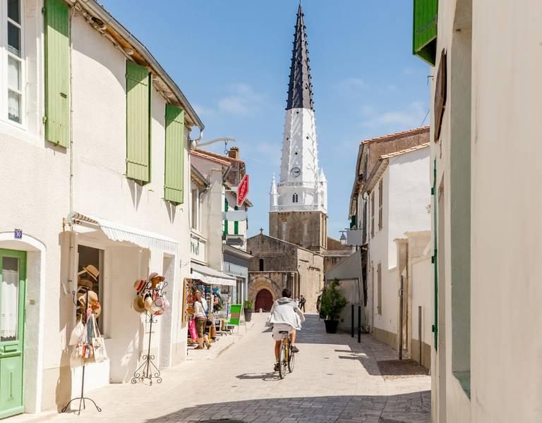 Village, Ars-en-Ré