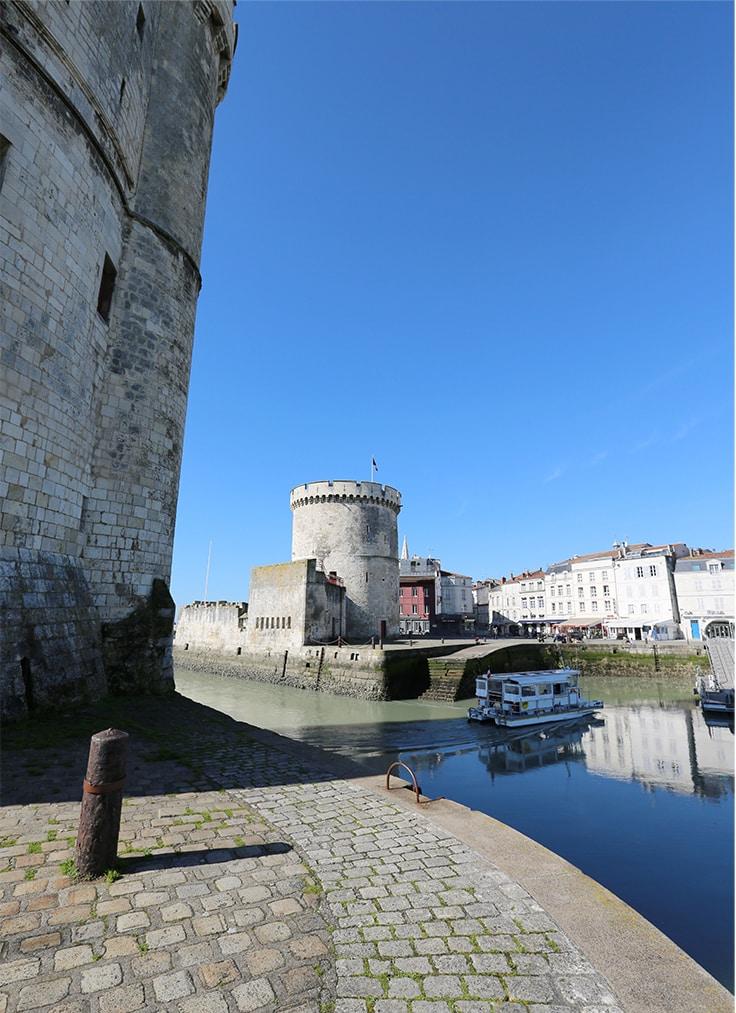 tour de la Lanterne,la Rochelle