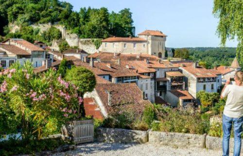 Aubeterre-sur-drone, Charente