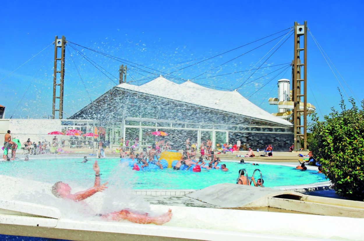 Centre Aquatique de Chatelaillon-plage