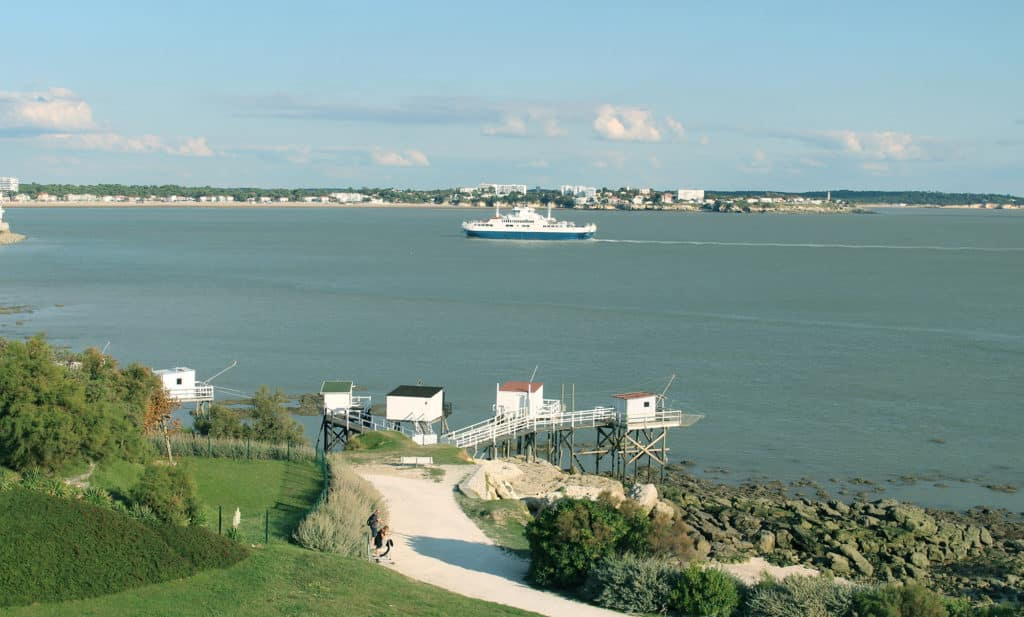 canal des deux mers estuaire de La Gironde