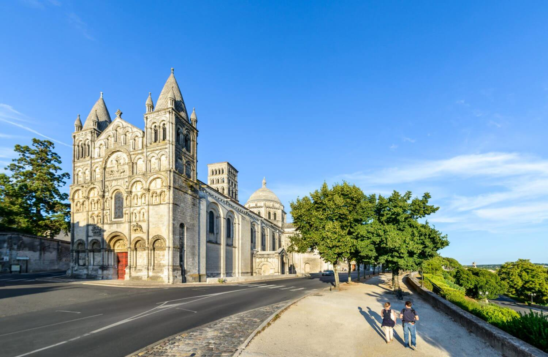 La Cathédrâle Saint-Pierre d'Angoulême