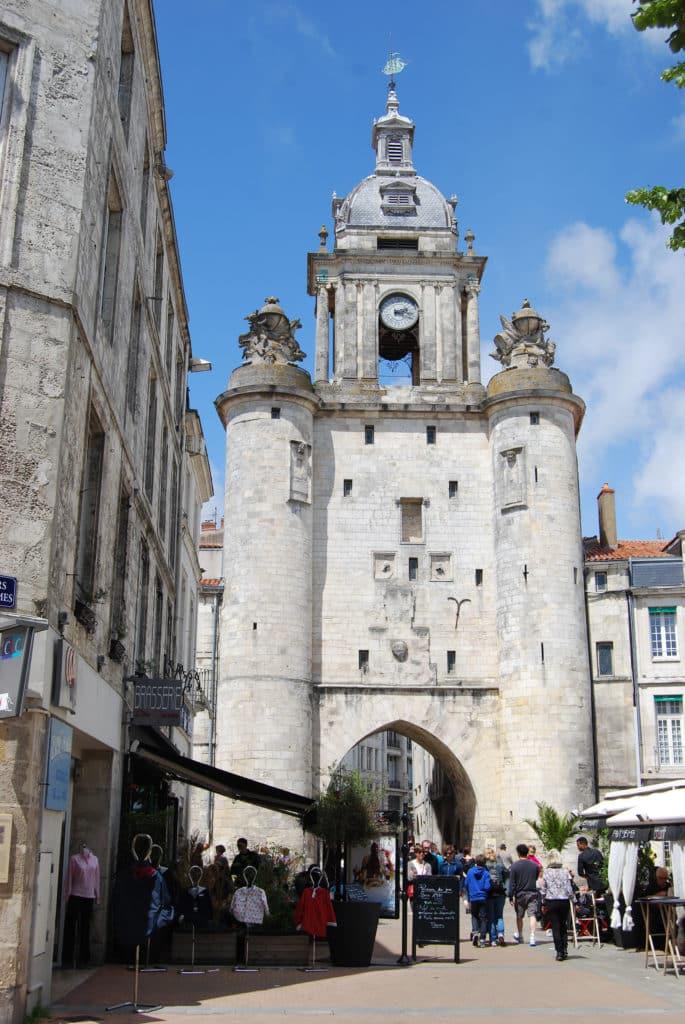 Grande Horloge, La Rochelle