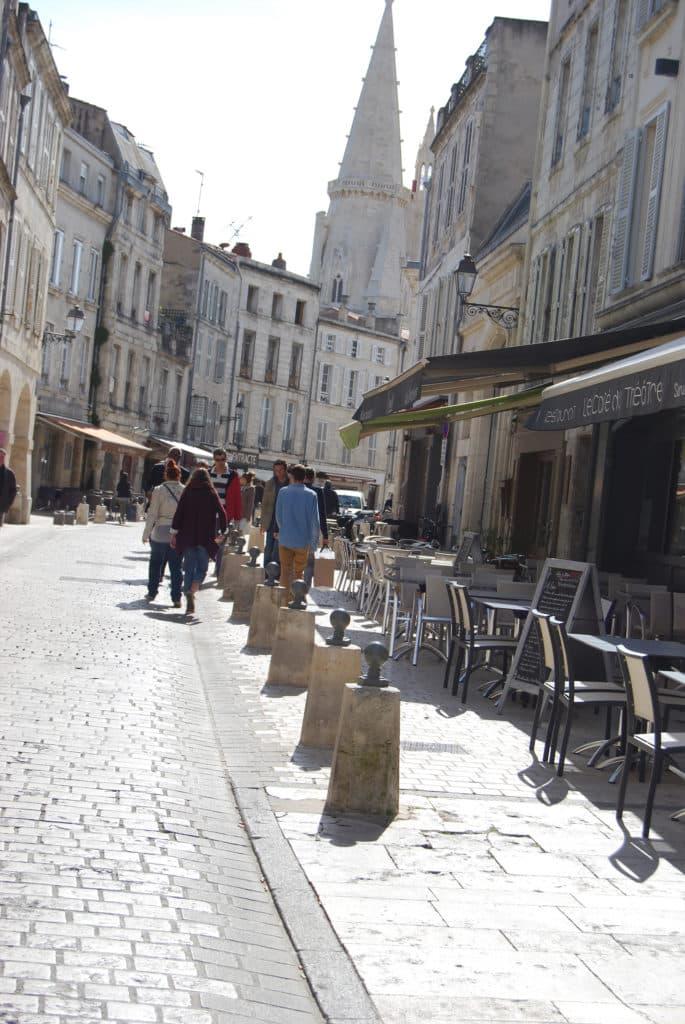 Centre ville La Rochelle Velo