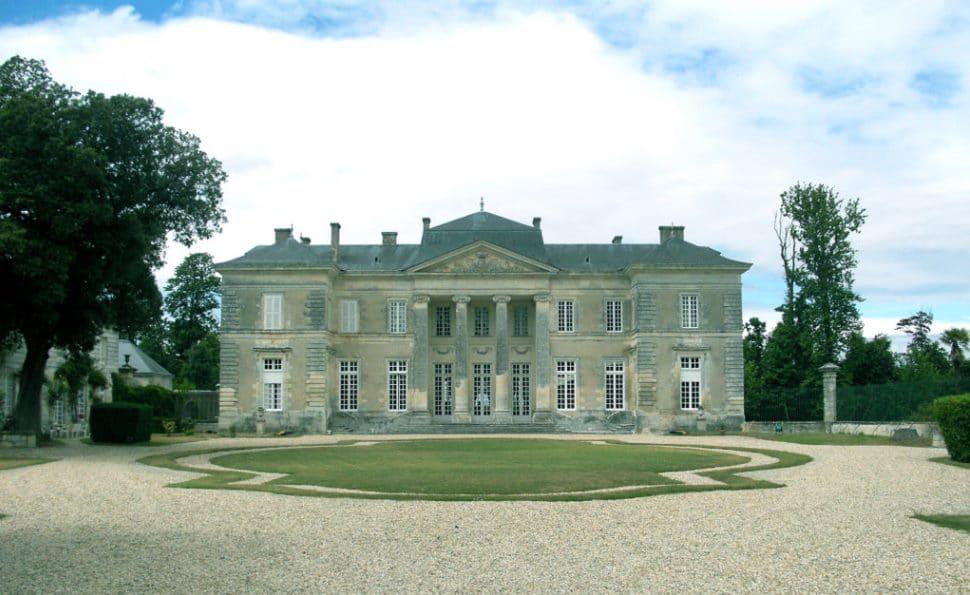 Château de Buzay - Charentes