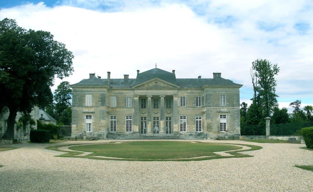 château de Buzay à Surgères