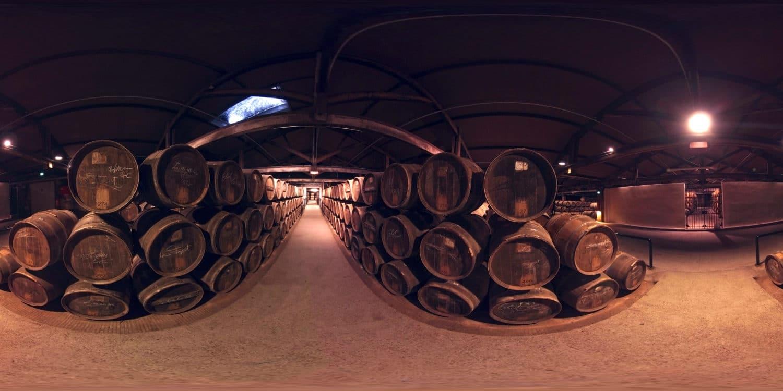 Chais de cognac
