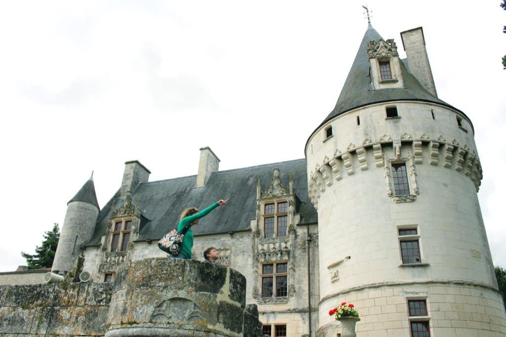 la château de La Roche-Corbon