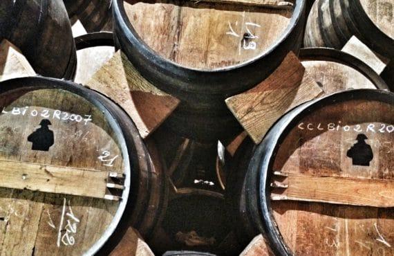 Visite Courvoisier, Cognac, Charente
