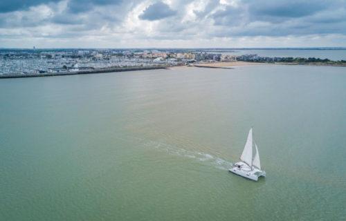 Balade en bateau La Rochelle
