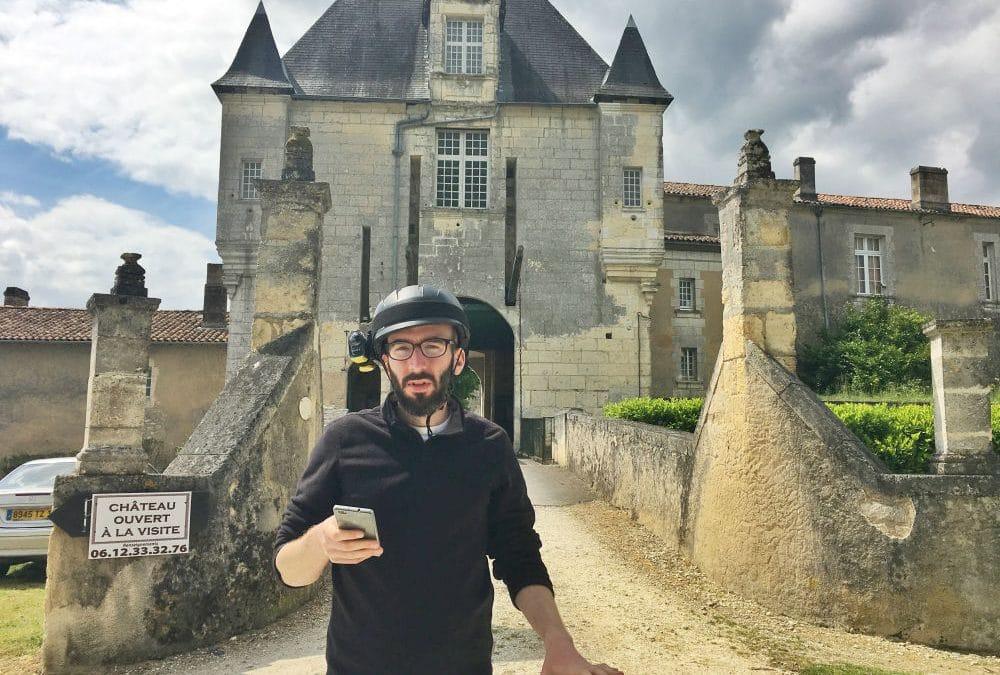 Château de Chalais berceau des Talleyrand-Périgord
