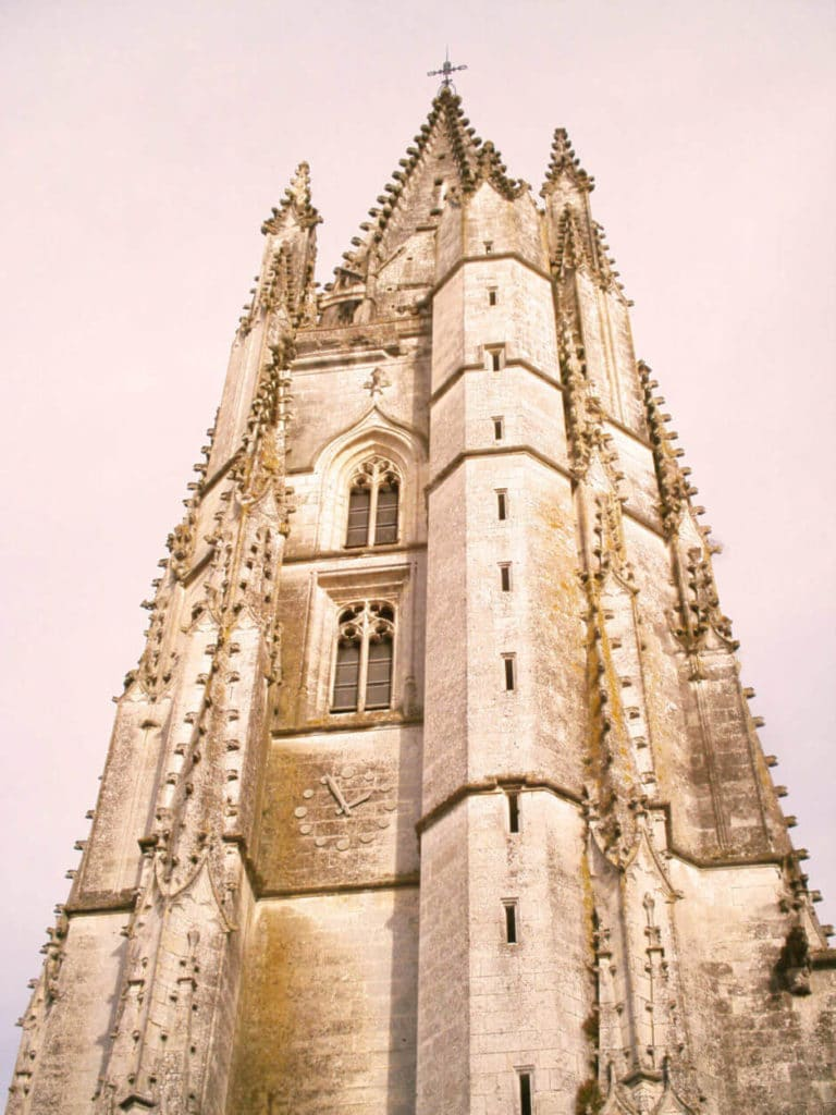 Eglise Saint Eutrope a Saintes