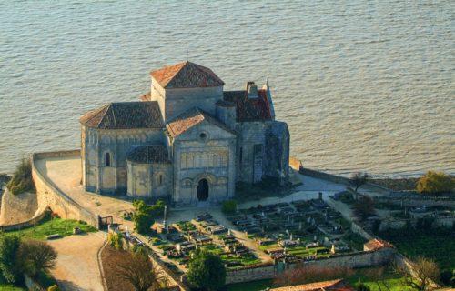 Eglise Talmont sur gironde