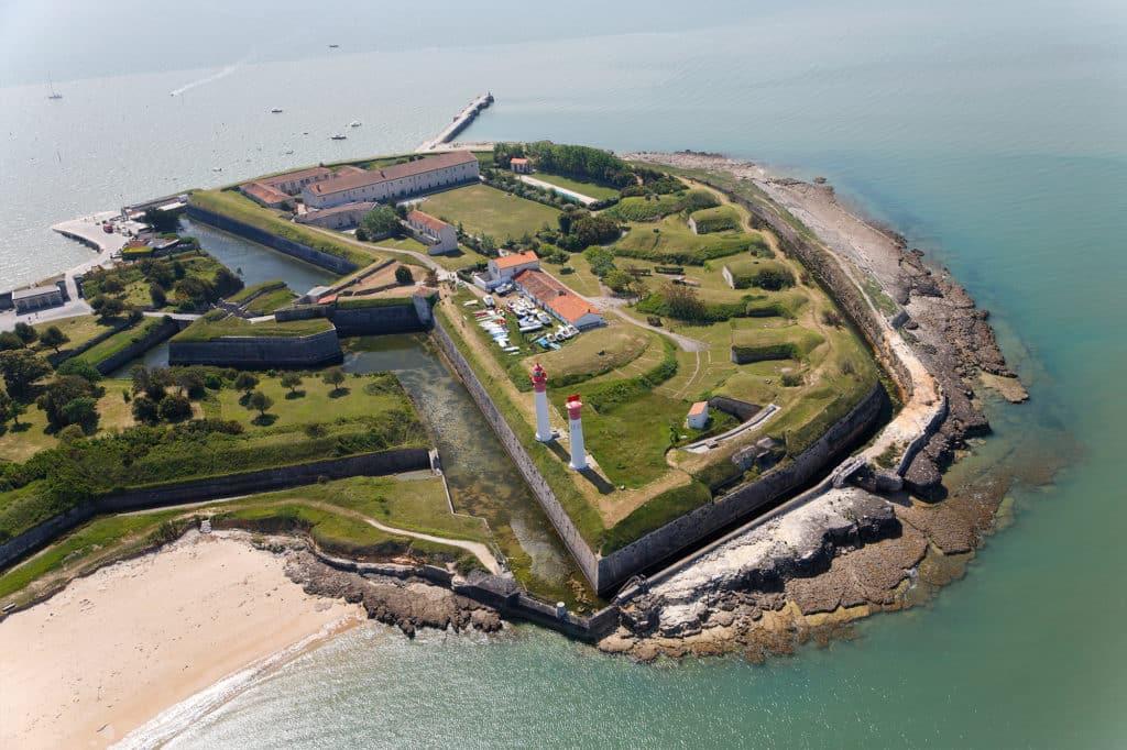 Fortifications de l'Île d'Aix, Charente-Maritime