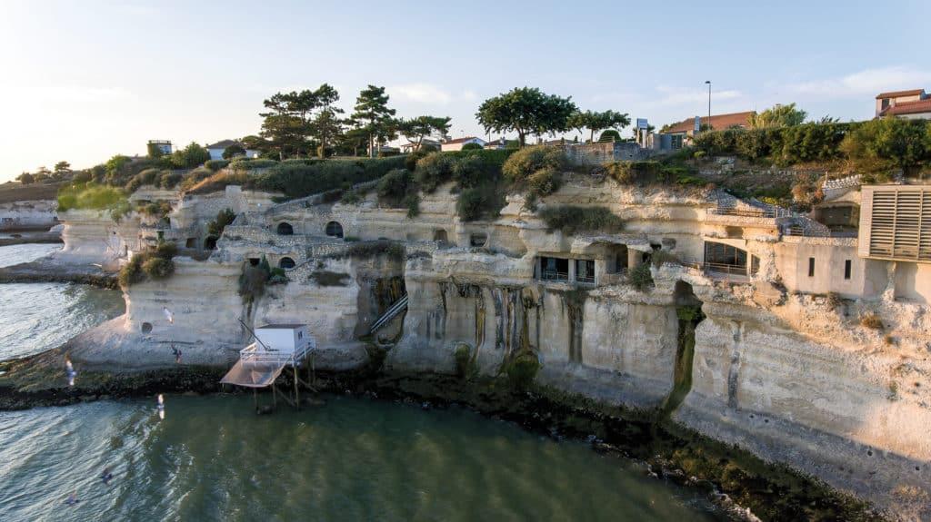 les grottes de Regulus à Royan