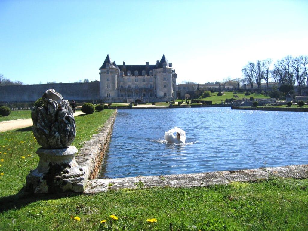 Château de la Roche-Courbon