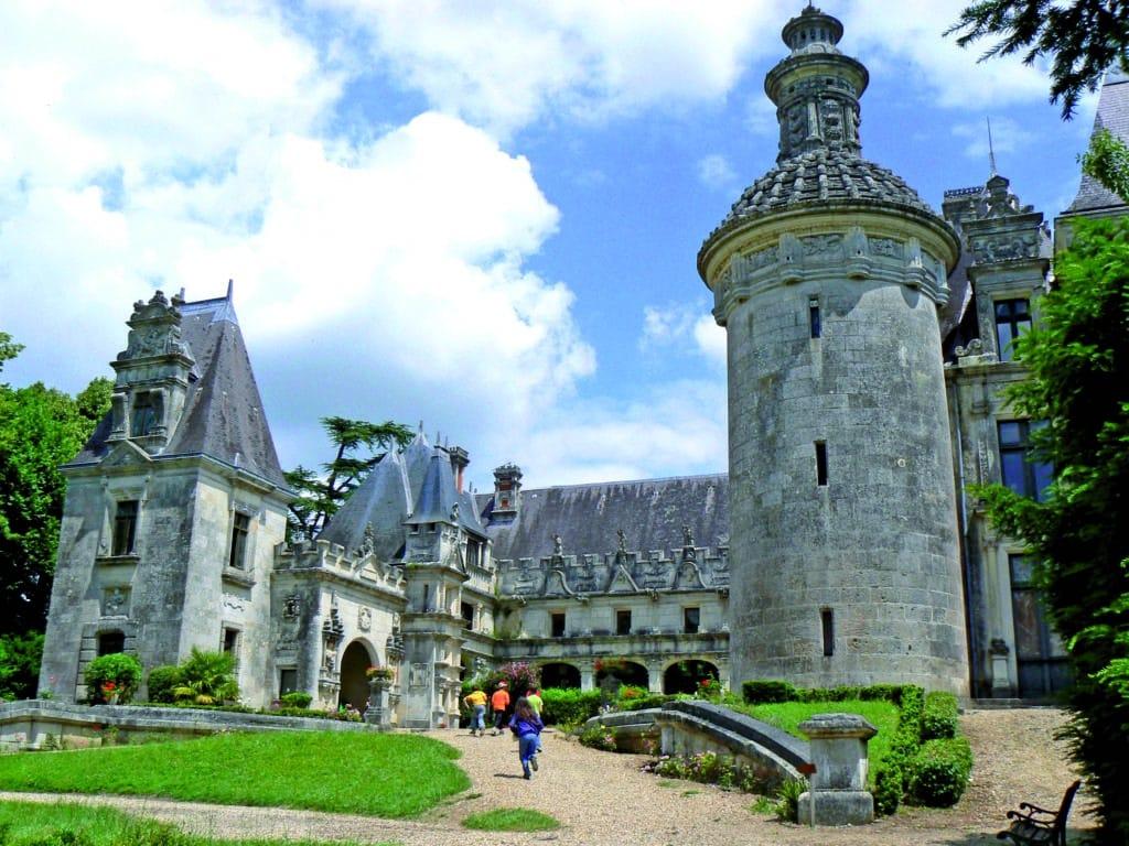 Château des Énigmes à Pons