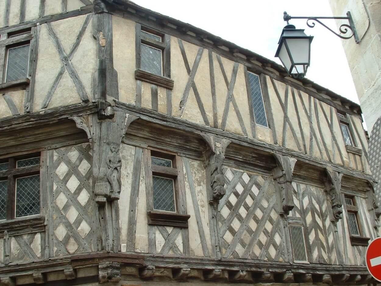 Maison de la Lieutenance, Vieux Cognac