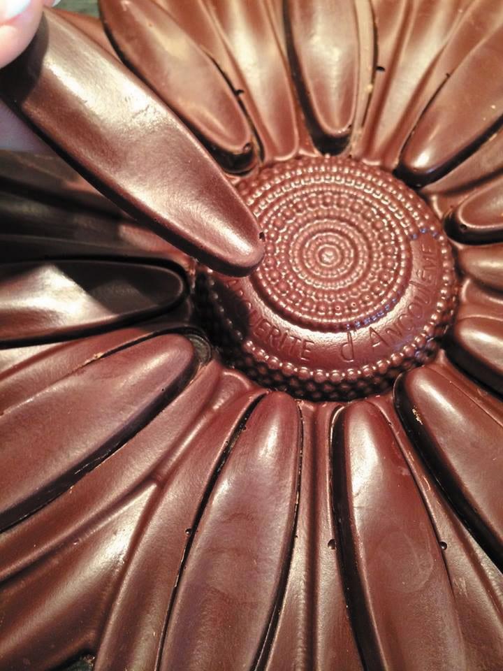 Marguerite en chocolat Angoulême