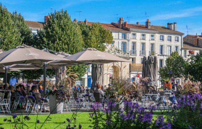 Place Colbert Rochefort
