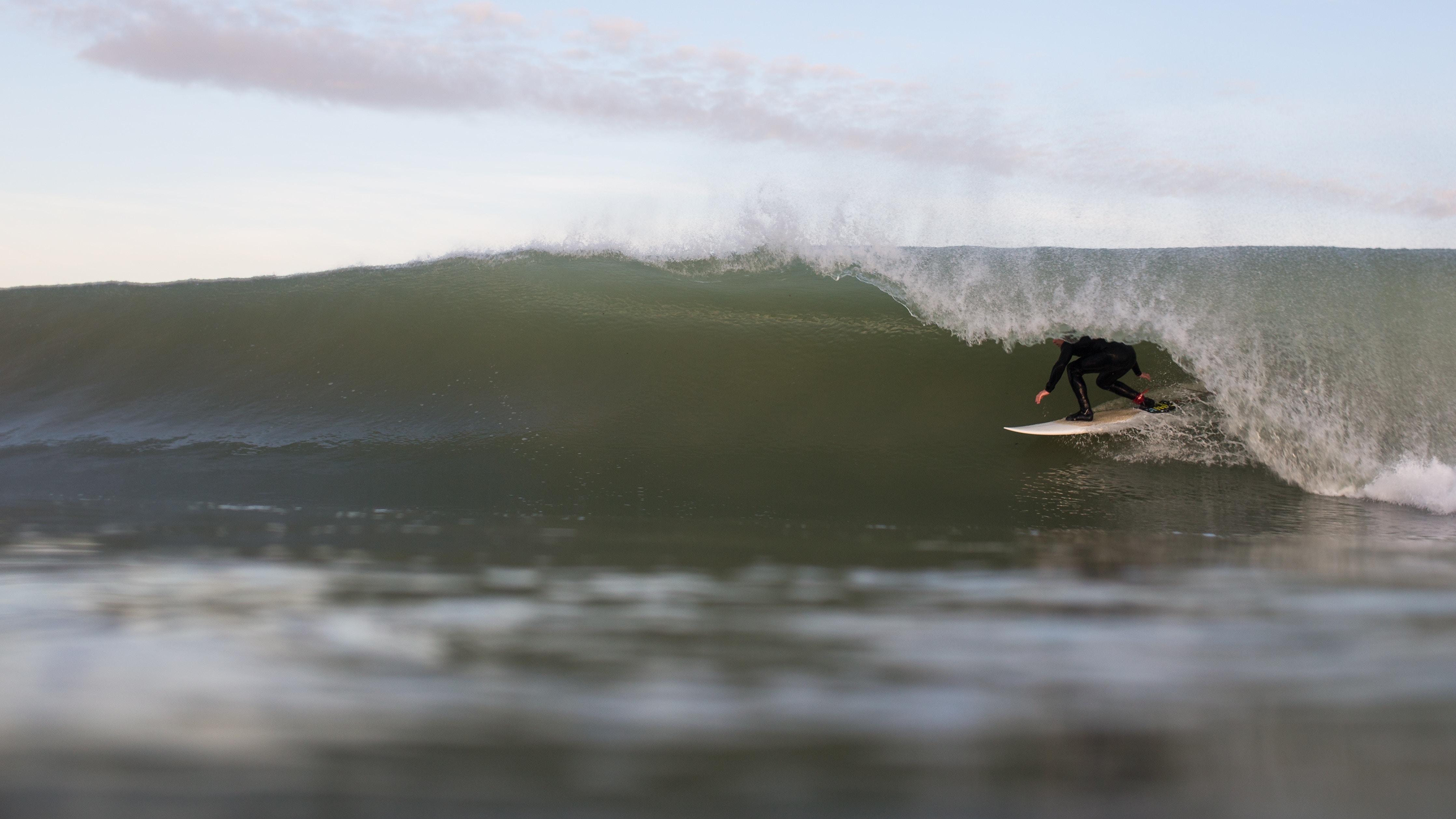 Plage de surf du Petit Bec, Les Portes-en-Re