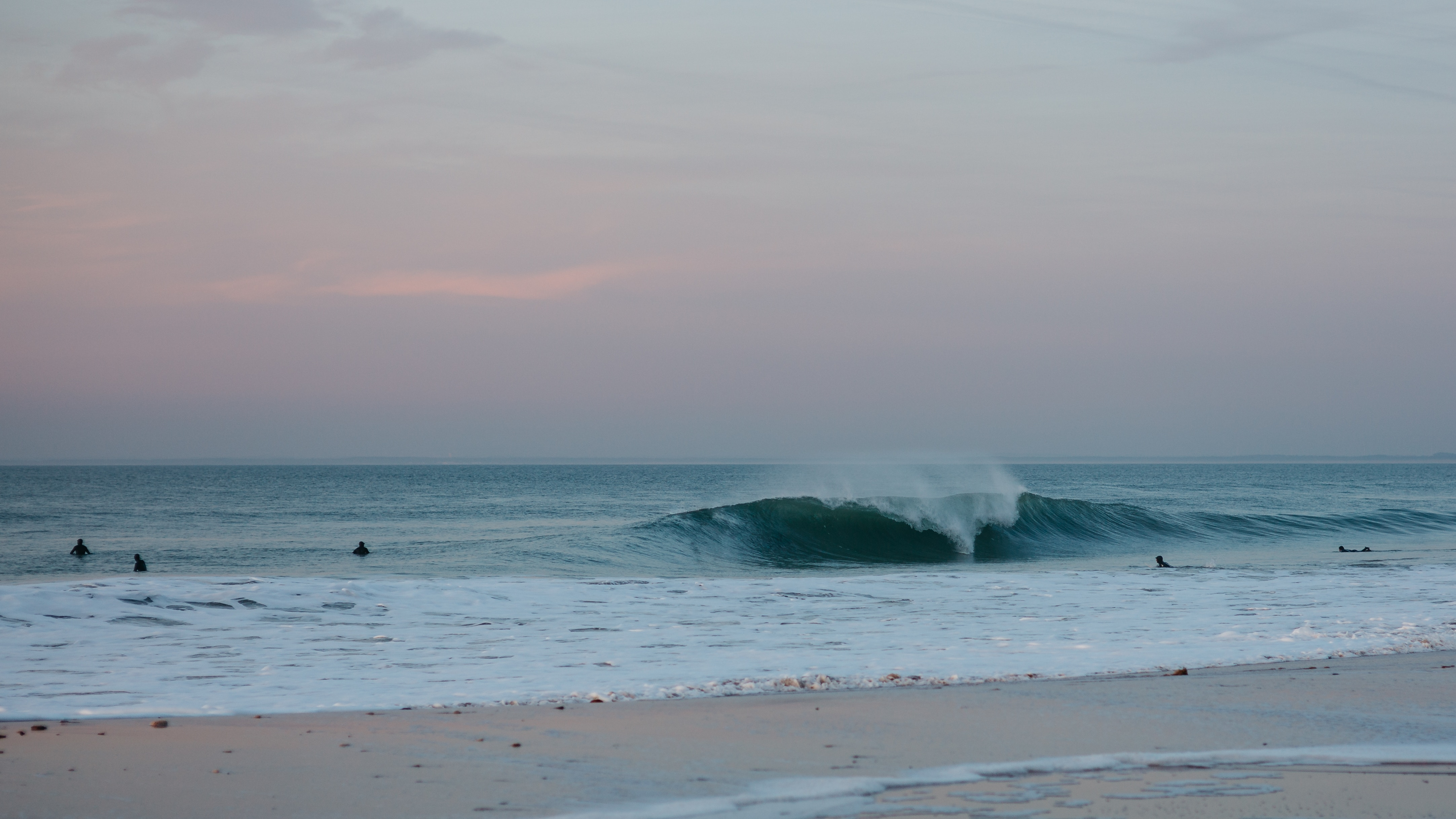 Plage du Petit Bec, surf Les Portes-en-Re