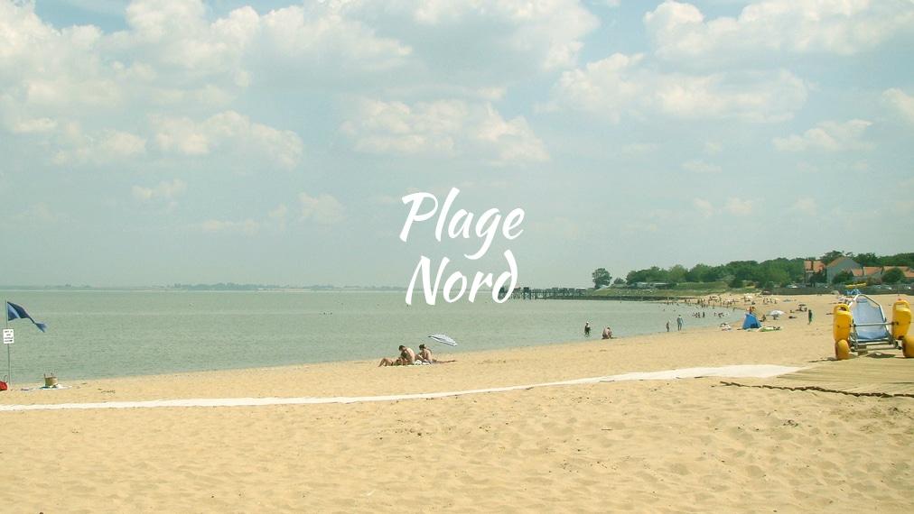 Tourisme et Handicap, Plage Fouras Nord