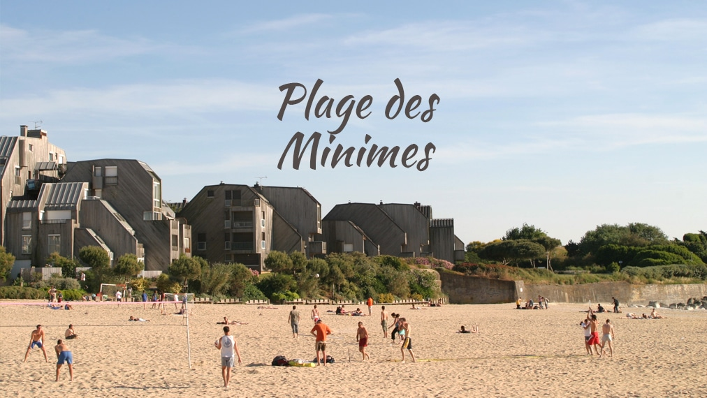 Tourisme et Handicap, Plage des Minimes, La Rochelle