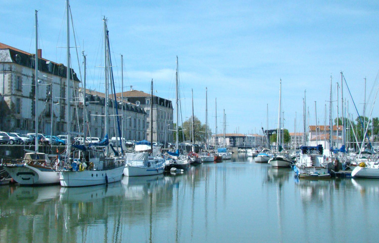 Port de plaisance de Rochefort