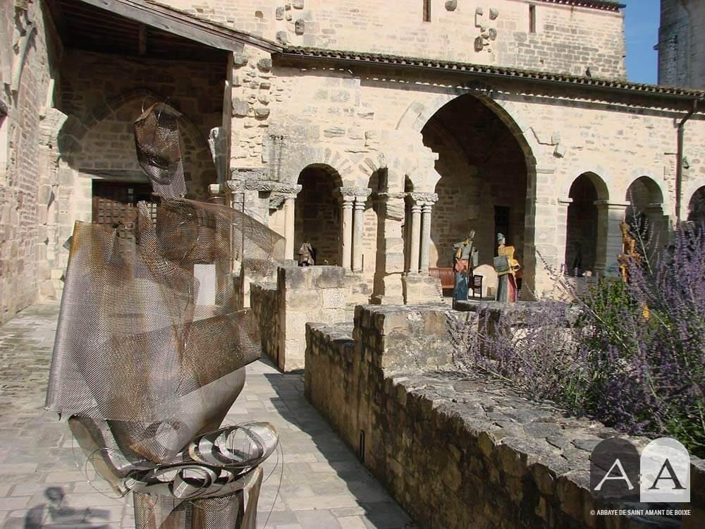 Abbaye de Saint Amant Boixe