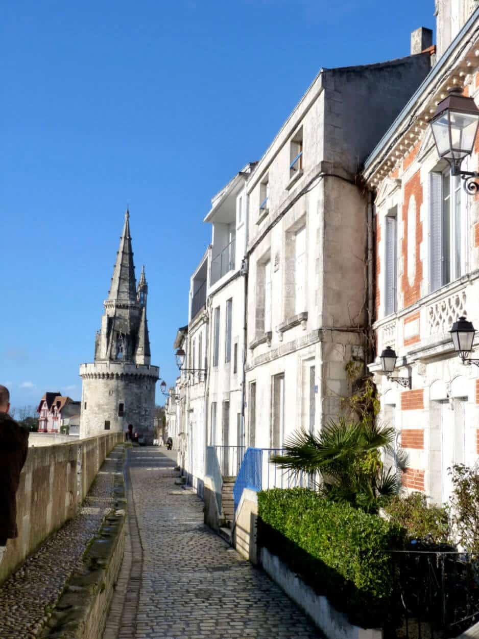 La Tour de la Lanterne, La Rochelle