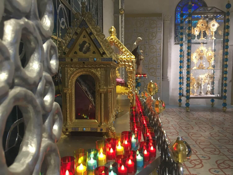 Trésor de la cathédrale Saint-Pierre à Angoulême
