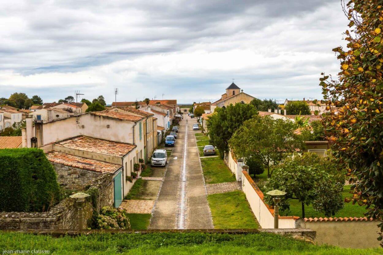 Village de Brouage