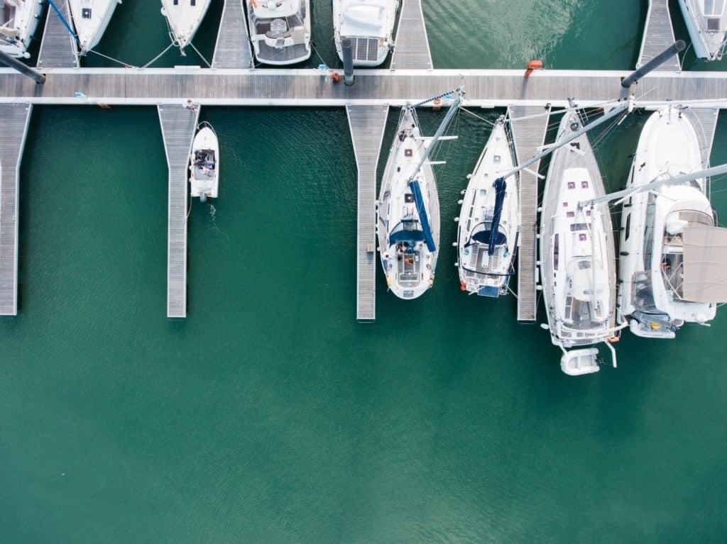 Port des Minimes La Rochelle