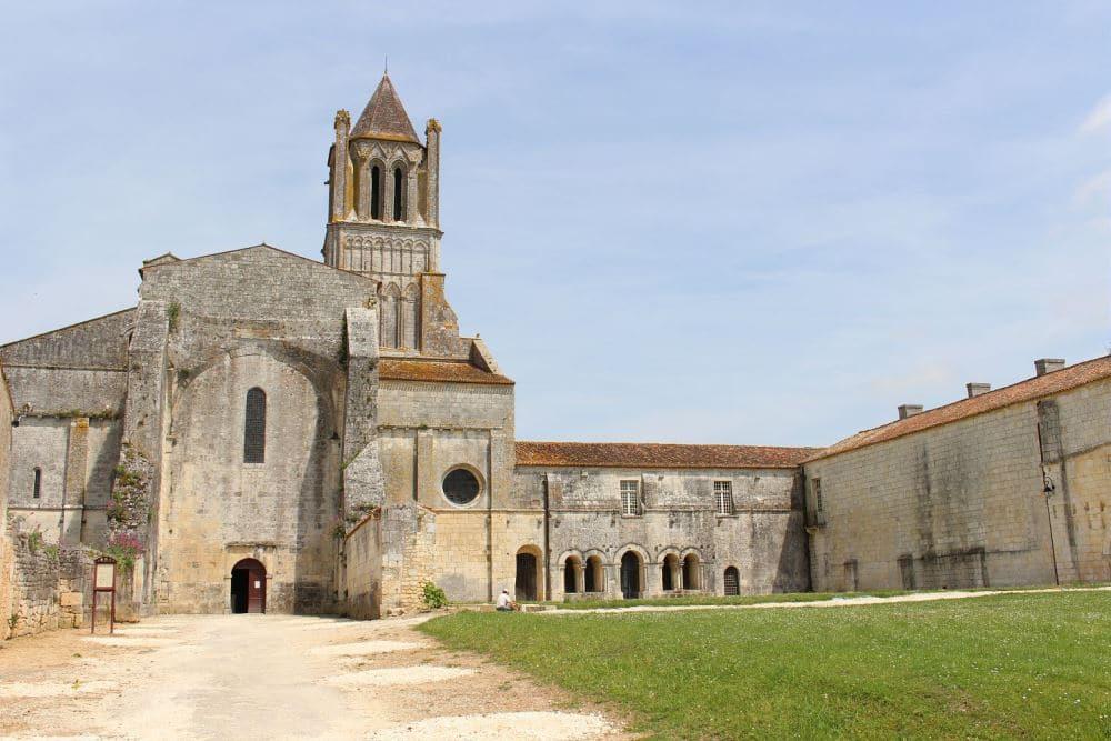 Abbaye de Sablonceaux - Charentes