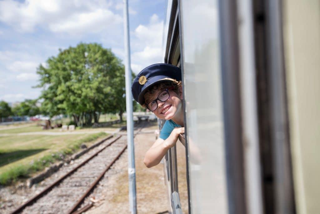 activite enfants Train Touristique Confolens