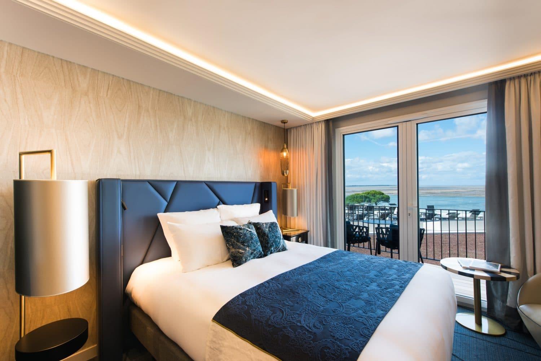 chambre hotel la rochelle grande terrasse - week end détente