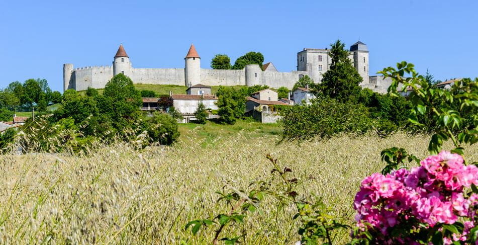 Villebois-Lavalette en Charente
