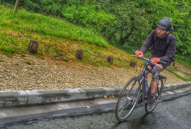 La galope chopine la Charente à vélo