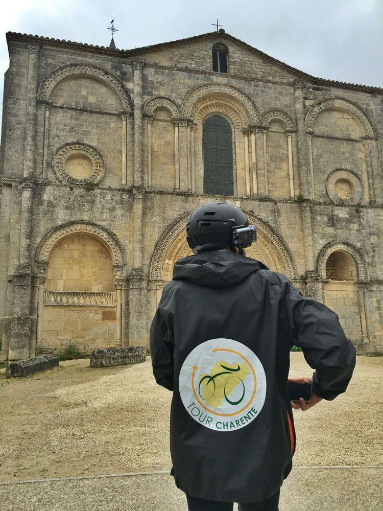 L'Abbaye de Saint-Amant-Boixe
