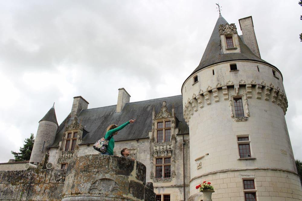 Château de Crazannes trésors saintonge aunis