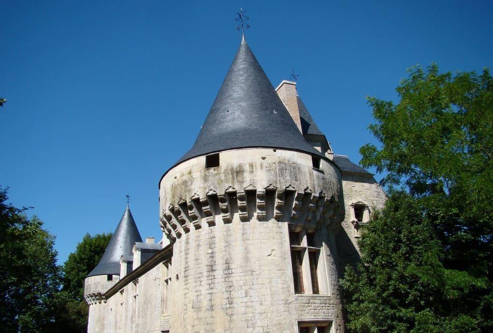 Château de Dampierre - Charentes