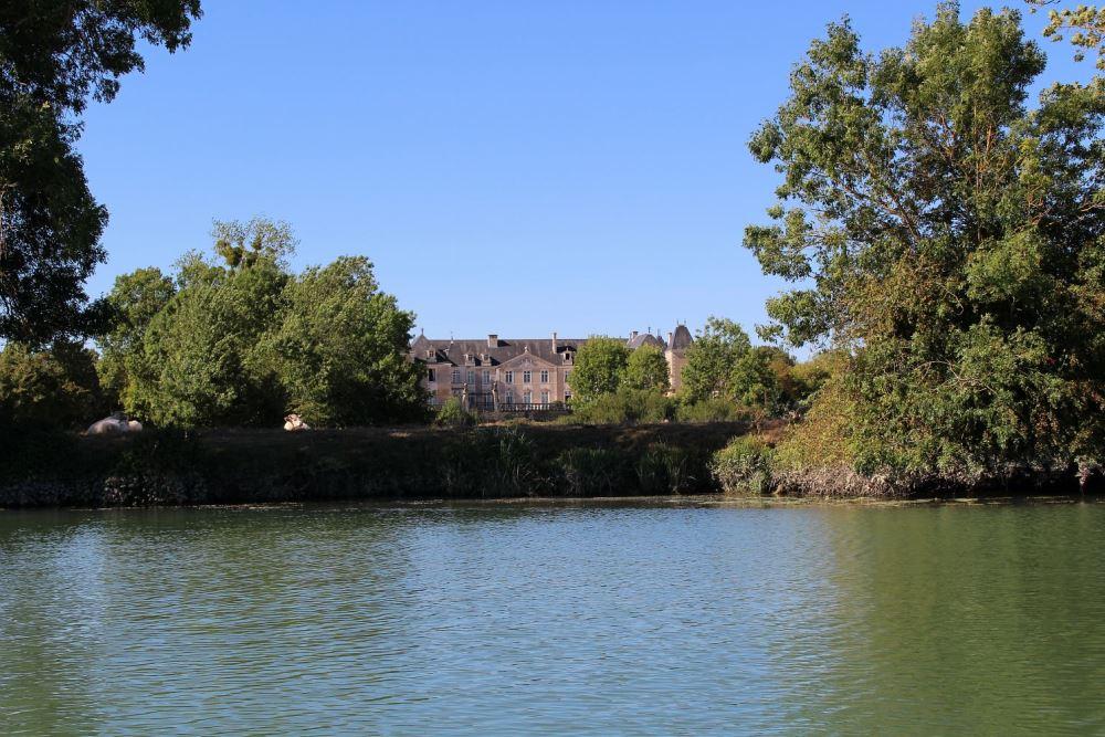 Château de Panloy à Port d'Envaux - Charentes