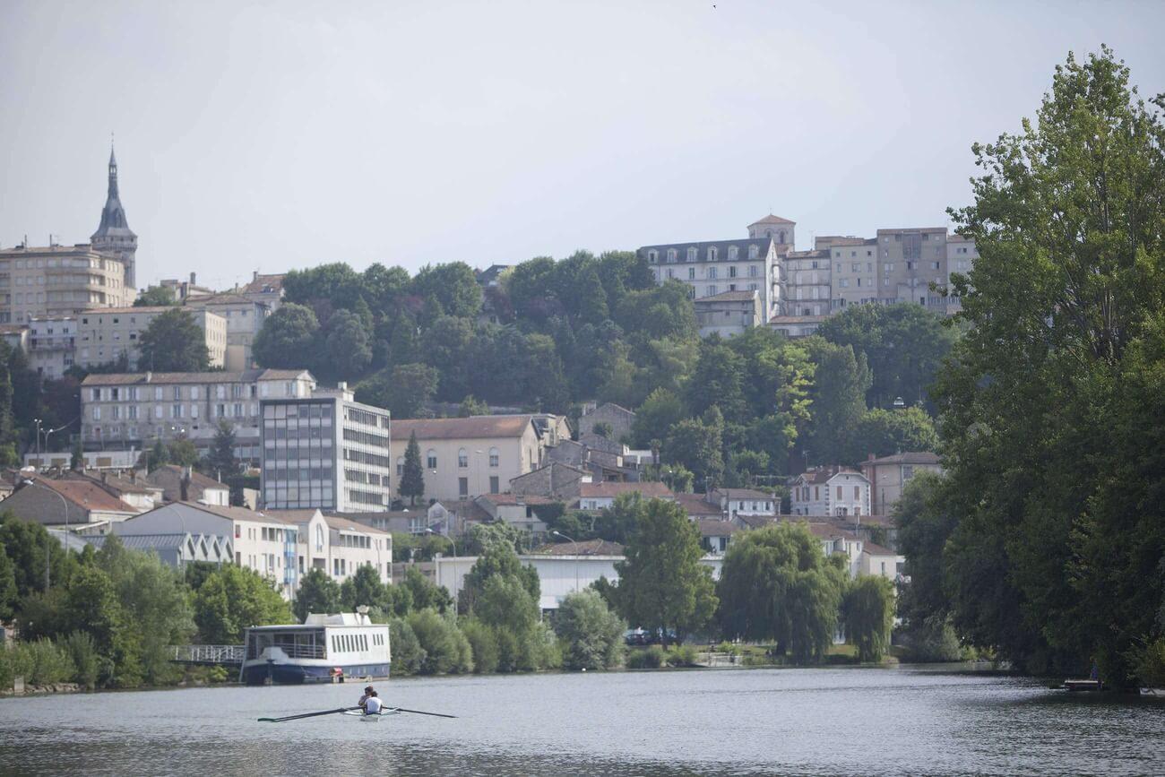 Fleuve Angouleme