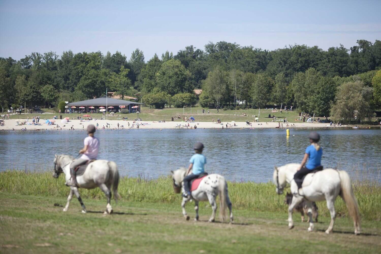 Lacs de Haute-Charente à Pressignac