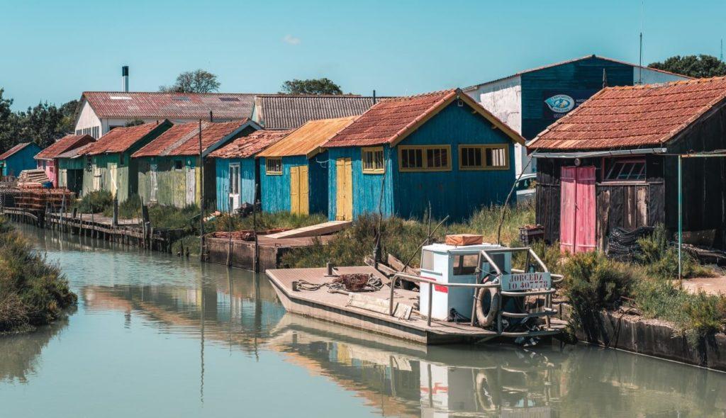 port ostreicole © Office de tourisme Ile d'Oléron - Marennes